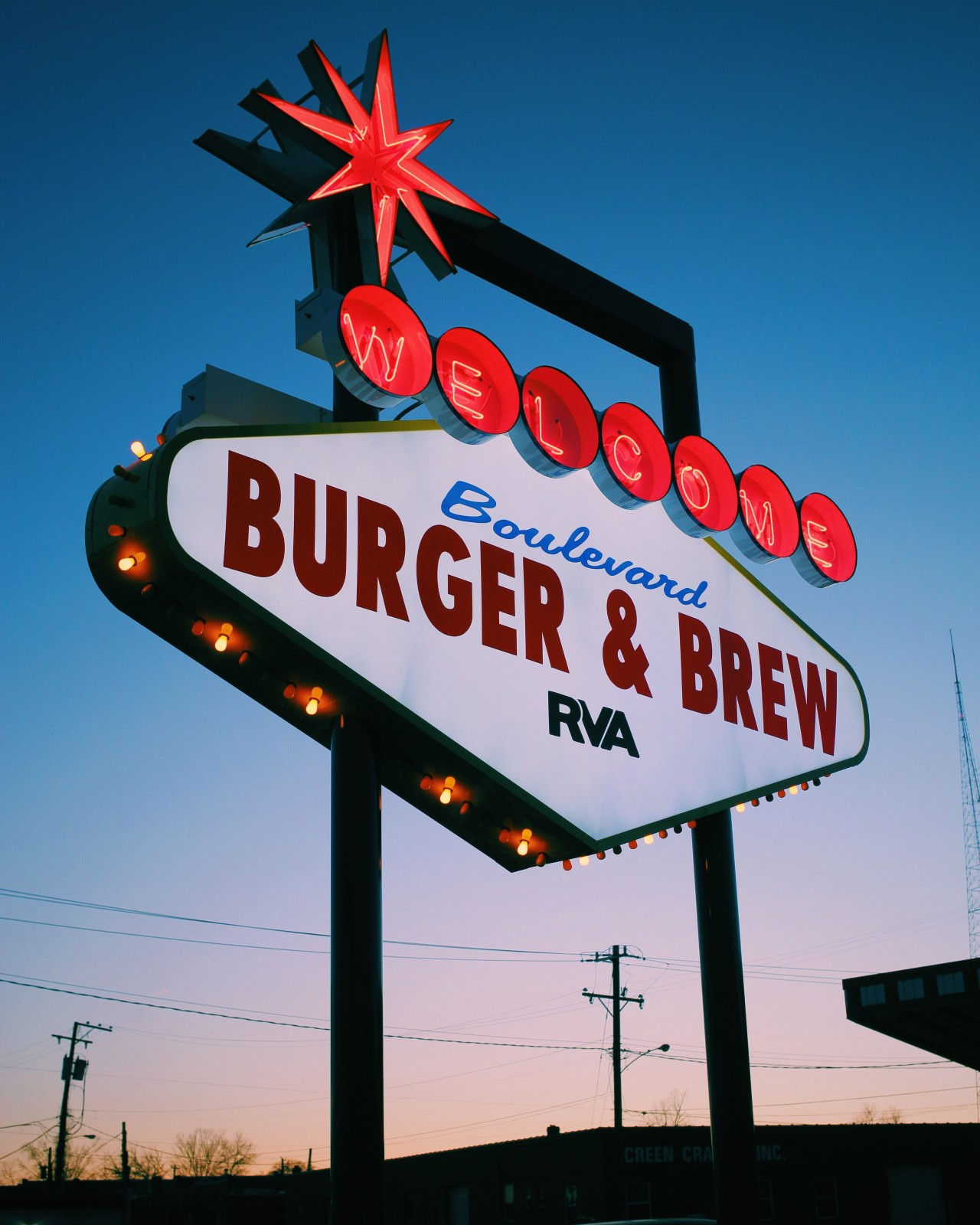 Sunset Burger & Brew